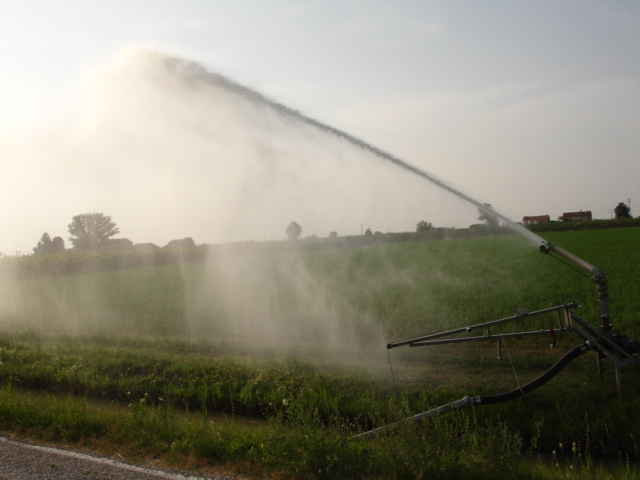 Agrometeo galleria immagini co di ma for Irrigazione per aspersione